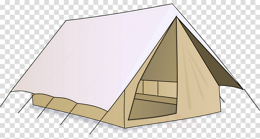tent roof hut pyramid house clipart.