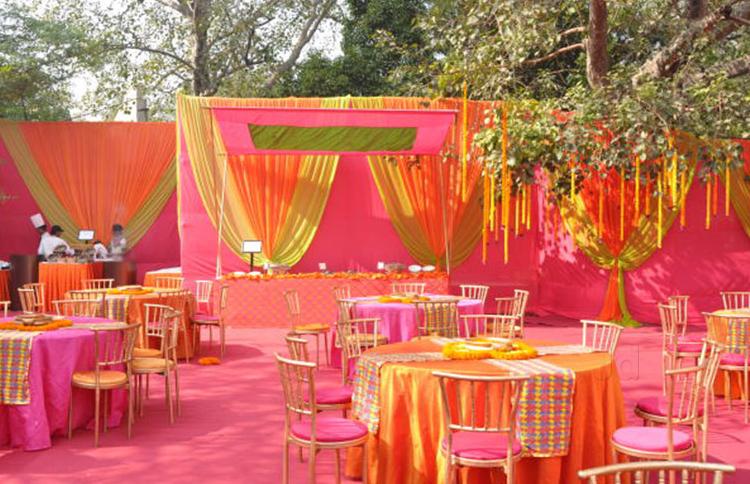 Rama Tent House, Jangpura.