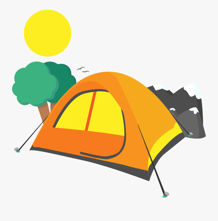 Camping Tent Computer File.