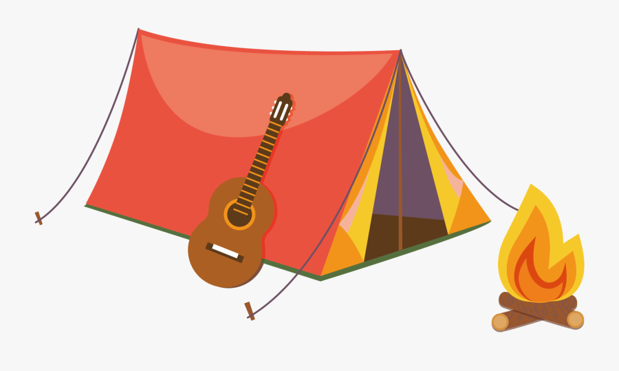 Tent Camping Icon.