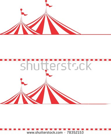 Carnival Tent Stock Images, Royalty.