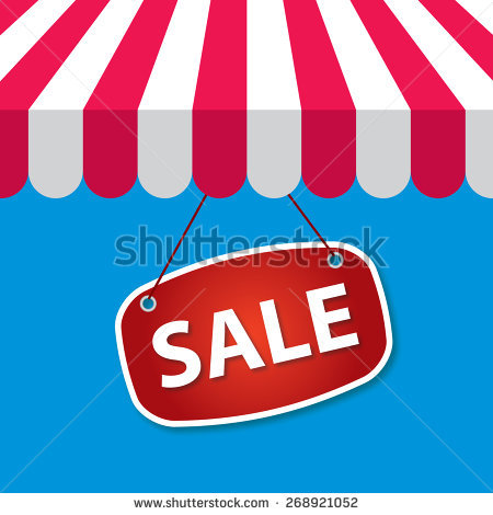 Tent Sale Stock Photos, Royalty.