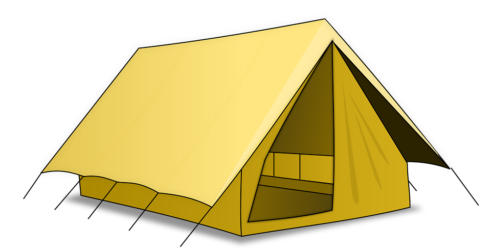 Tent Clipart Transparent Background.