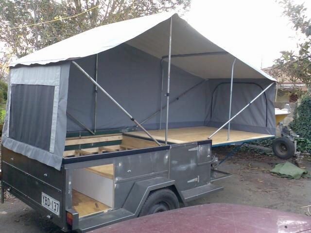 1000+ images about trucks tents trailers and little houses on.