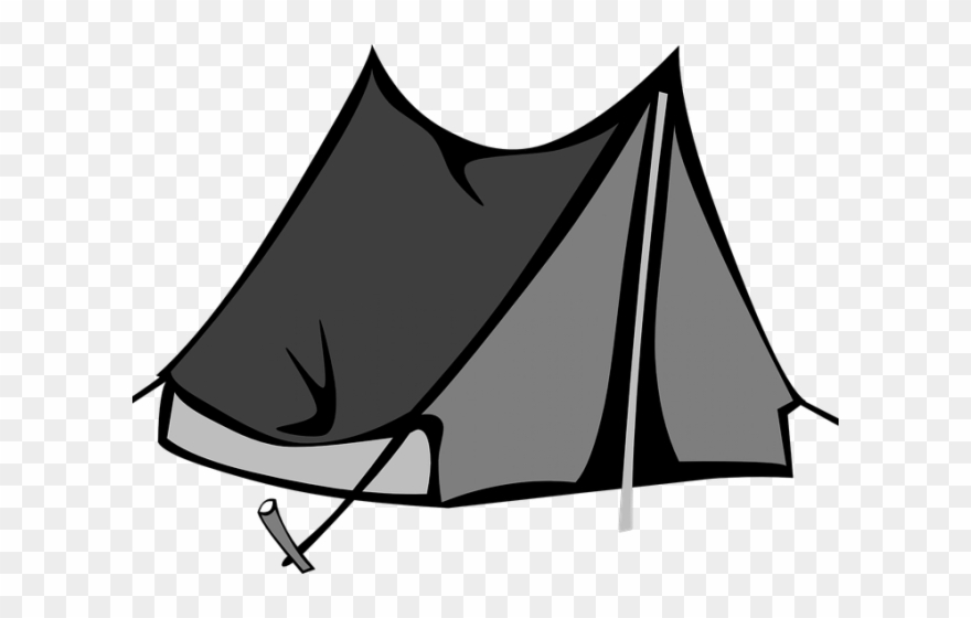 Tree Clipart Tent.