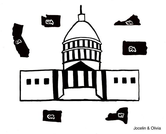 Bill of Rights: The Tenth Amendment.