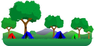 Tenting Stock Photos, Images, & Pictures.