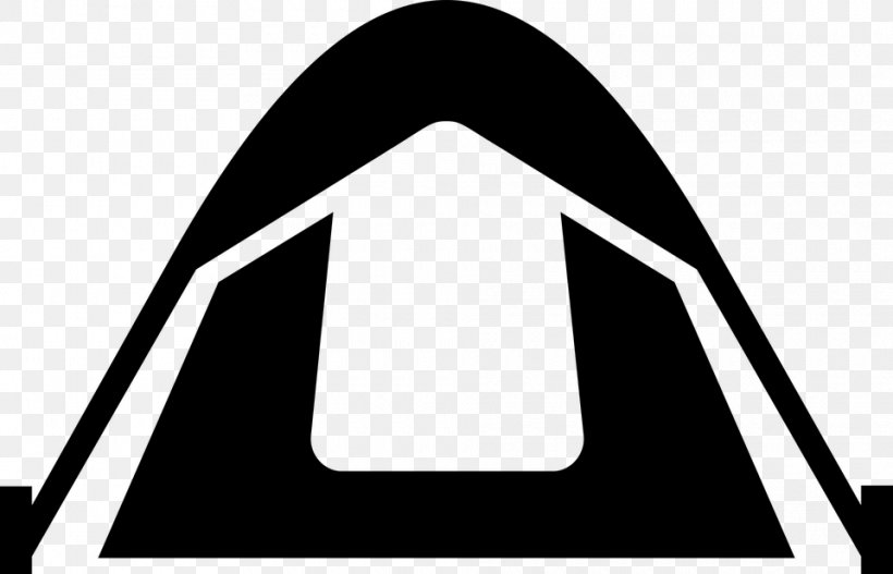 Tent Camping Clip Art, PNG, 960x617px, Tent, Black, Black.