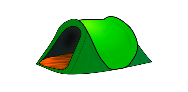 Tent Clip Art Images.