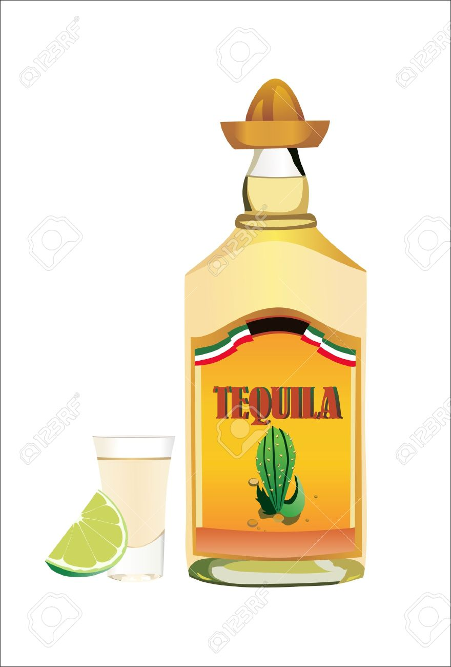 Showing post & media for Cartoon tequila clip art.
