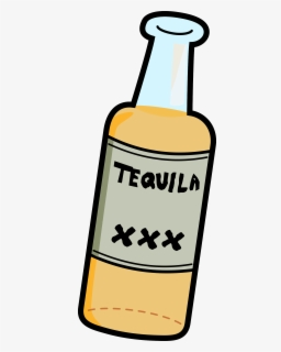 Free Tequila Clip Art with No Background.