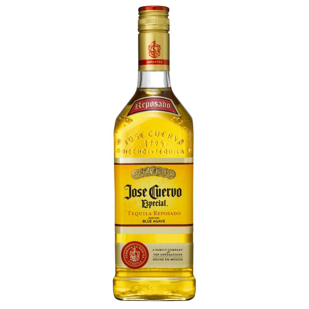 JOSE CUERVO GOLD TEQUILA 700 ML.
