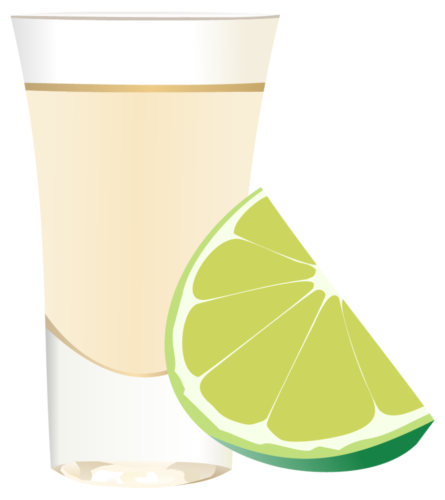 Tequila PNG.