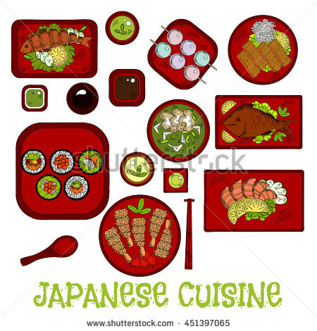 Teriyaki Stock Vectors, Images & Vector Art.