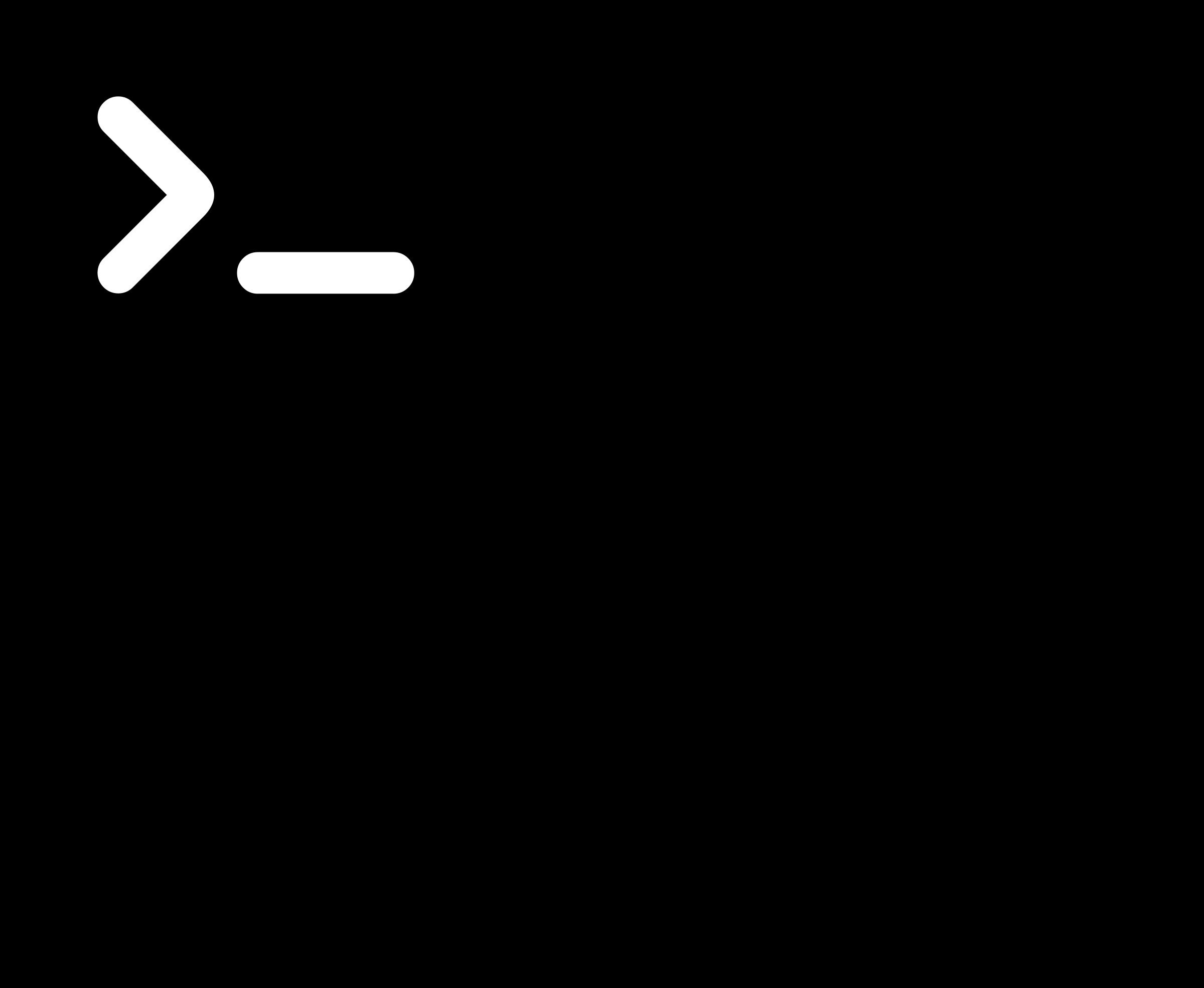 Terminal Logo PNG Transparent & SVG Vector.