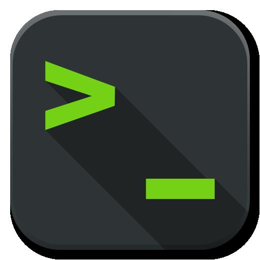 Apps Terminal Pc 104 Icon.