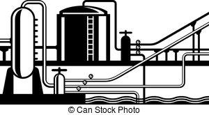 Gas terminal Vector Clip Art Illustrations. 167 Gas terminal.