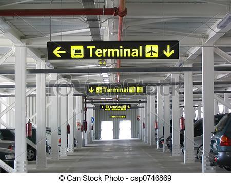 Terminals clipart.