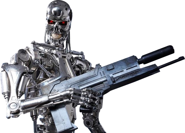 Terminator PNG images.