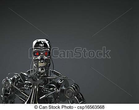 Terminator Stock Illustrations. 130 Terminator clip art images and.