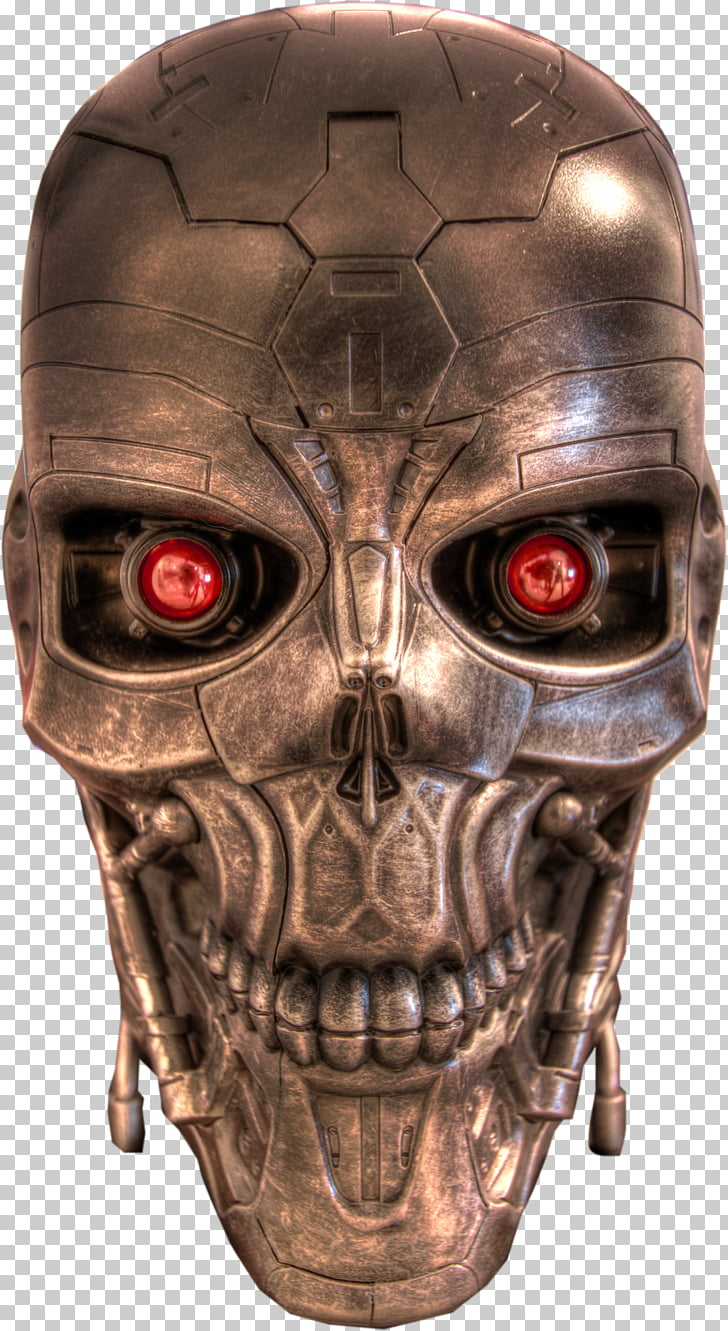 Terminator PNG clipart.