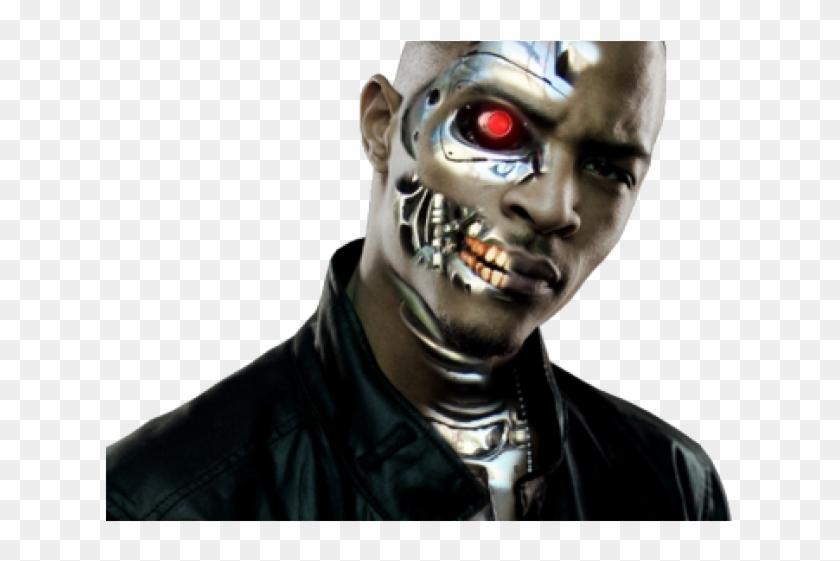 Terminator Clipart Face.