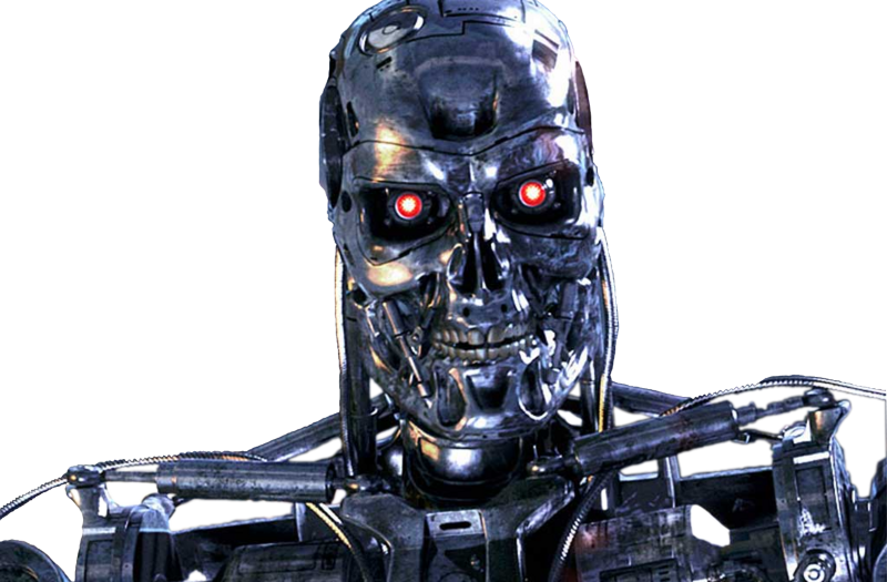 Terminator PNG Image.