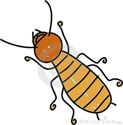 Termite Clipart.