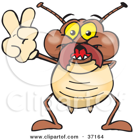 Royalty Free Stock Illustrations of Termites by Dennis Holmes.