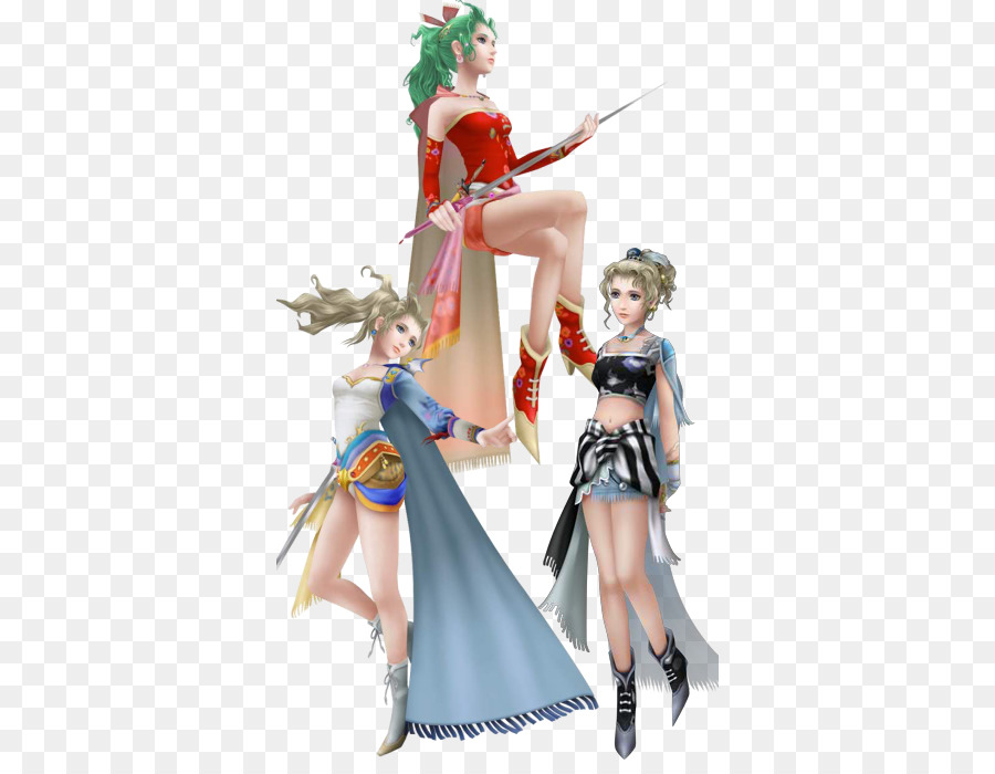 Final Fantasy Vi Costume png download.