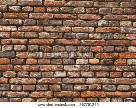 Brick Earth Stock Photos, Royalty.