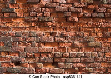 Stock Photography of Weathered Wall.
