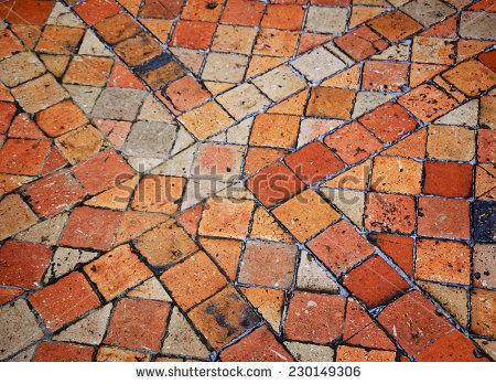 Terracotta Tiles Stock Photos, Royalty.