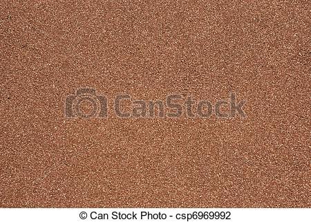 Stock Photo of Terra Cotta Color Mineral Plaster.