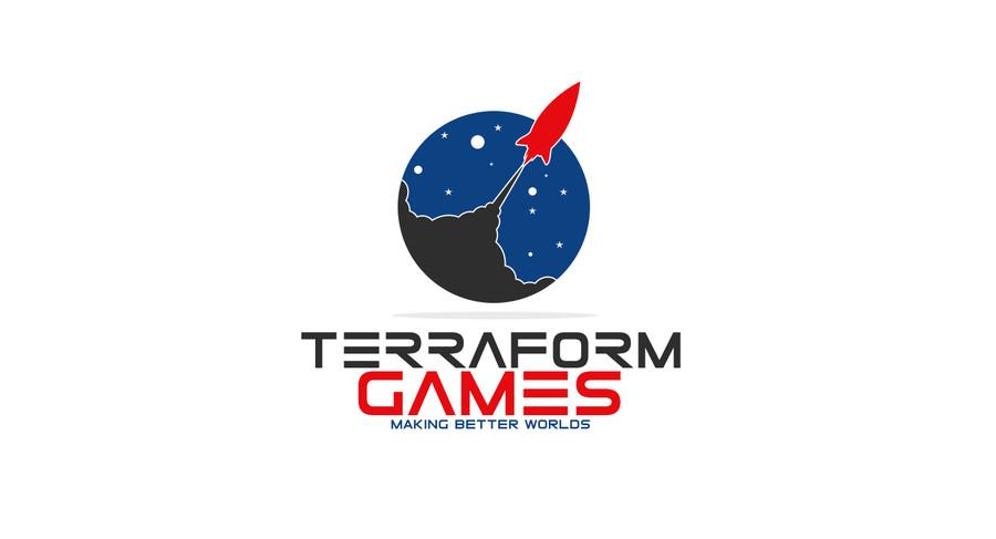 Entry #52 by beckseve for Design a Logo for Terraform Games.