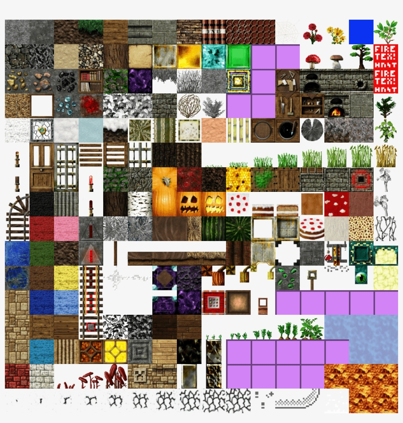 Herrsommer Texture Pack Preview.