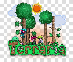 Terraria transparent background PNG cliparts free download.