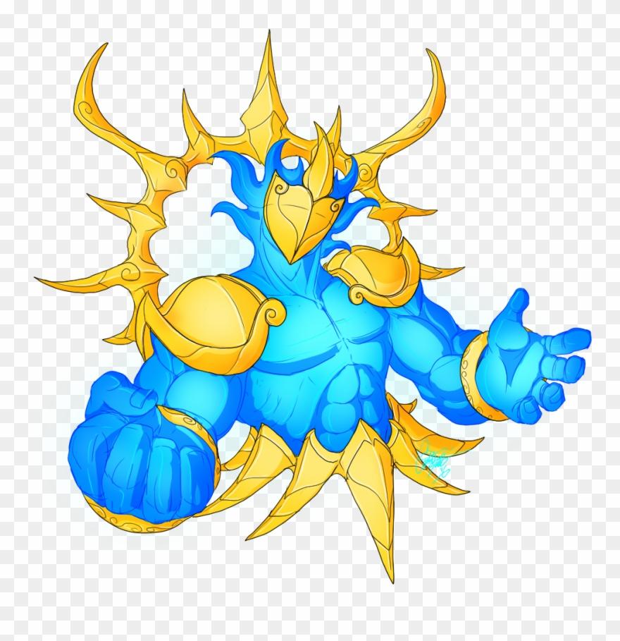 Stardust Dragon Fan Art Terraria Clipart (#1563798).
