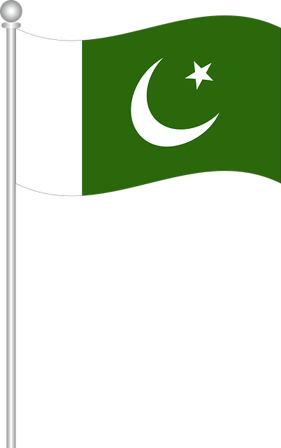 Free photo Asia Hd Flag Pakistan Country National Flag.