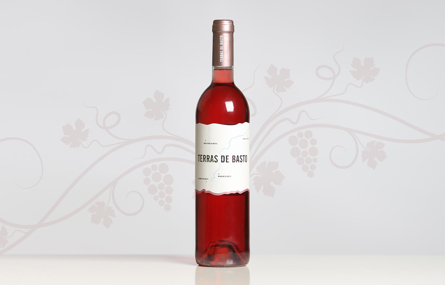 Terras de Basto Rosé.