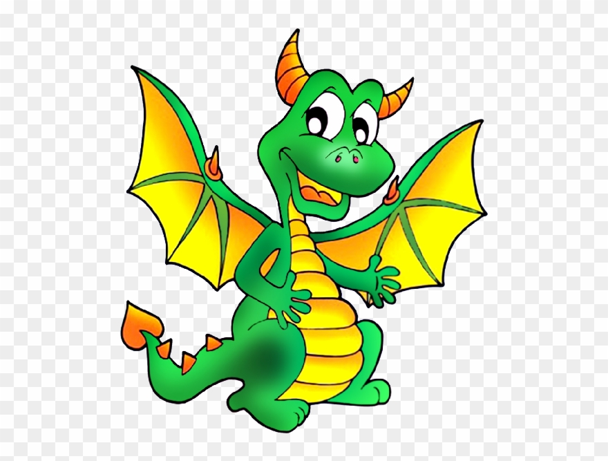 Cute Dragons Cartoon Clip Art Images All.