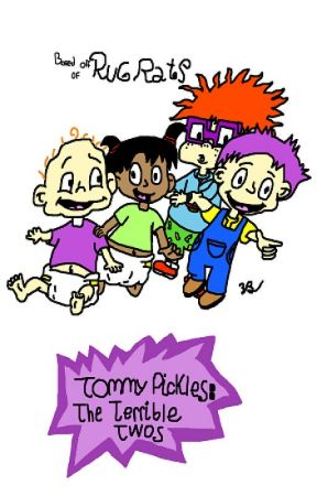 Tommy Pickles: The Terrible Twos.
