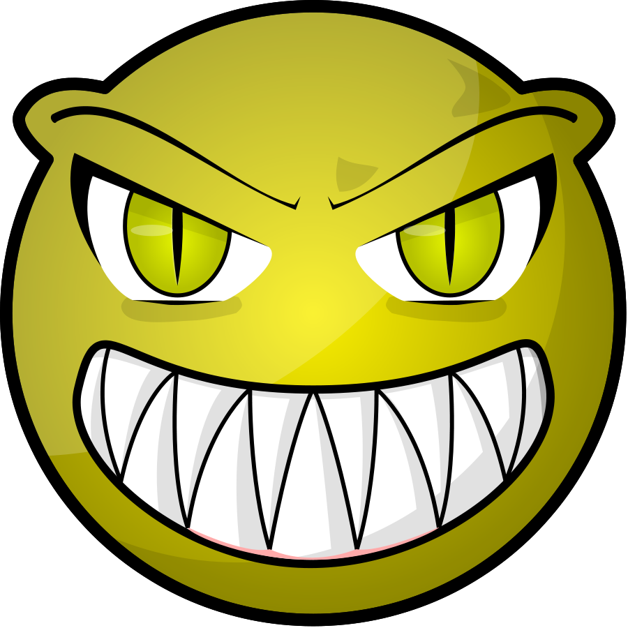 Terrifying Clipart 20 Free Cliparts