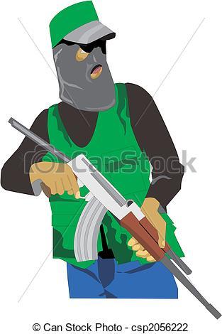 Terrorist Stock Illustrations. 2,439 Terrorist clip art images and.
