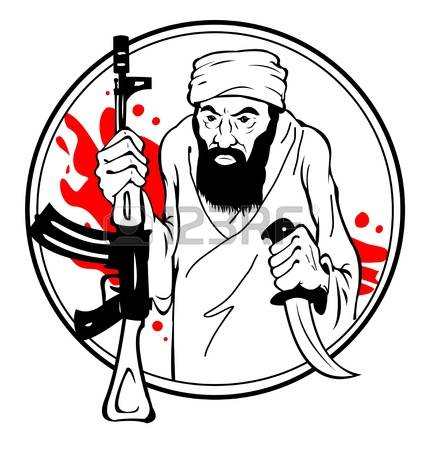 4,421 Terrorist Attack Stock Vector Illustration And Royalty Free.