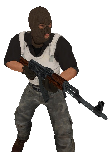 Terrorist PNG images free download.