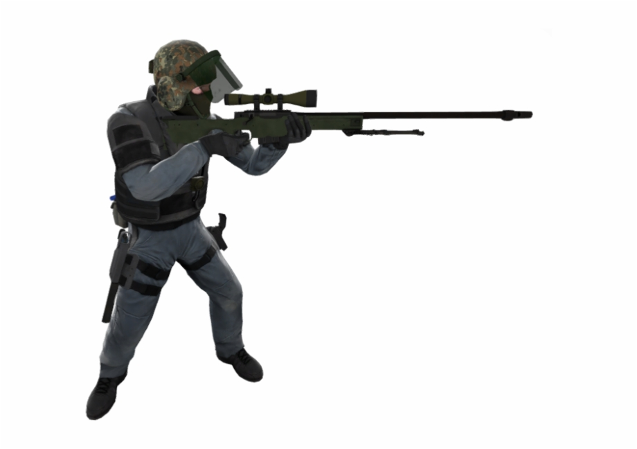 Cs Go Counter Terrorists Png.