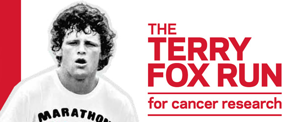 Annual Terry Fox Run Terry Fox Foundation Home.