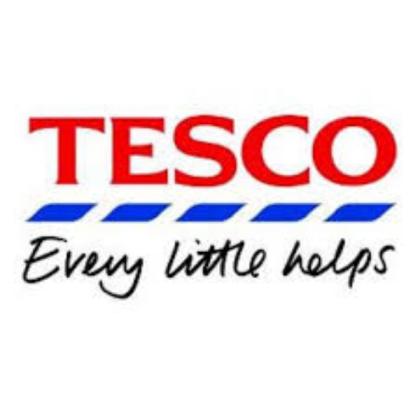 Tesco Logo.