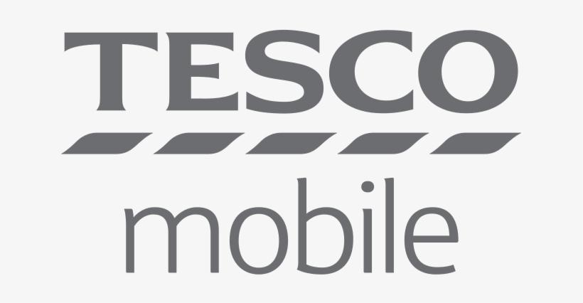Tesco Mobile Logo Transparent PNG.